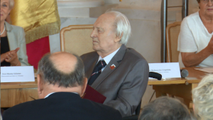 Henryk Kończykowski Uroczysta sesja Rady Miasta Warszawy na Zamku Królewskim fot. ŚWIECZAK