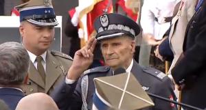 gen. Zbigniew Ścibor-Rylski Prezydent Bronisław Komorowski wręczył odznaczenia państwowe weteranom Powstania Warszawskiego