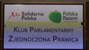 Konferencja prasowa - Protest pracowników sądów i prokuratur fot. ŚWIECZAK
