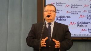 Andrzej Dera Wniosek do PG o podjęcie sprawy zegarka ministra Kamińskiego. Równość wobec prawa. fot. ŚWIECZAK