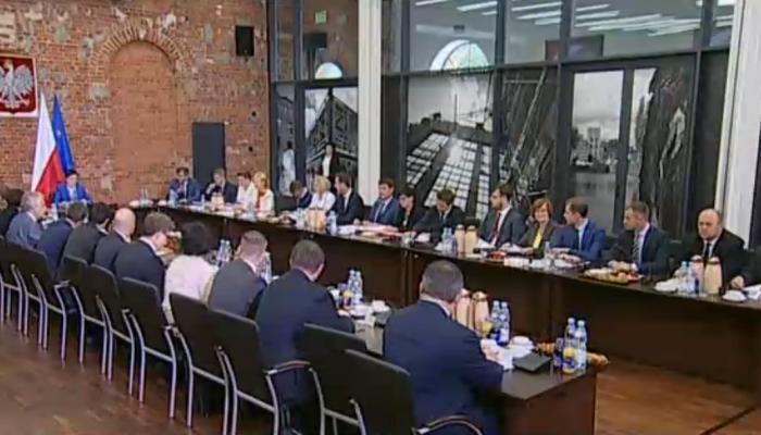 Wyjazdowe posiedzenie Rady Ministrów w Łodzi