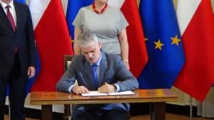 prof. Zbigniew Wawer dyrektor Muzeum Wojska Polskiego Muzeum Historii Polski w Warszawie powstanie do 2018 roku fot. ŚWIECZAK