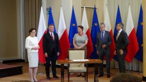 Muzeum Historii Polski w Warszawie powstanie do 2018 roku fot. ŚWIECZAK