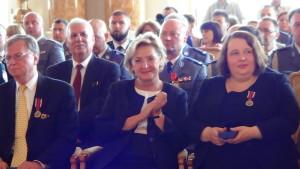 Centralne obchody Święta Policji w Zamku Królewskim fot. ŚWIECZAK
