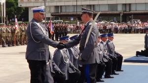 Święto Policji w Warszawie fot. ŚWIECZAK