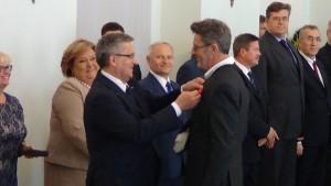 Paweł Pawlikowski Odznaczenia dla twórców i mecenasów kultury fot. ŚWIECZAK