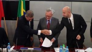 Forum Gospodarcze Polska–Brazylia fot. ŚWIECZAK