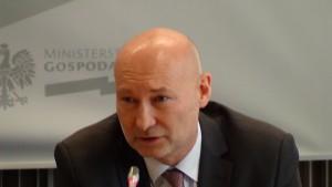 Alfred Franke – Prezes SDCM Wicepremier Piechociński: Branża motoryzacyjna zwiększa nakłady inwestycyjne fot. ŚWIECZAK
