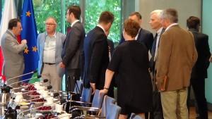 Nadzwyczajne posiedzenie Rady Gospodarczej fot. ŚWIECZAK