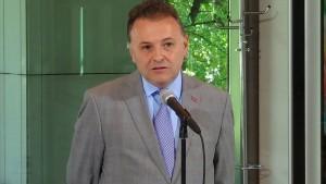 Witold Orłowski profesor nauk ekonomicznych Nadzwyczajne posiedzenie Rady Gospodarczej fot. ŚWIECZAK