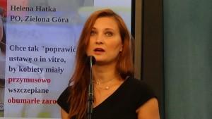 """Konferencja prasowa - Prawica """"kombinuje"""" przy in vitro fot. ŚWIECZAK"""