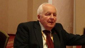 prof. nadzw. dr hab. n. med. Lucjan Szponar II Konferencja Naukowa Witamina D – eliksir zdrowia fot. ŚWIECZAK