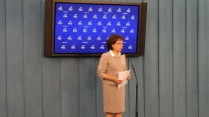 Rzecznik PiS Elżbieta Witek - Rząd nadal nieskuteczny w sprawie dopalaczy fot. ŚWIECZAK