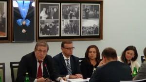 Ustawa o nieodpłatnej pomocy prawnej oraz edukacji prawnej na komisji Samorządu Terytorialnego fot. ŚWIECZAK