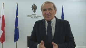 Henrykiem Wujec Marszałek Senatu odznaczył byłych działaczy opozycji demokratycznej fot. ŚWIECZAK