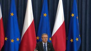 Krzysztof Szczerski Minister, Sekretarz Stanu Znamy plan pierwszych wizyt zagranicznych Andrzeja Dudy fot. ŚWIECZAK