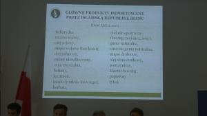 Konferencja Go Iran. Polsko-Irańska współpraca gospodarcza. fot.ŚWIECZAK
