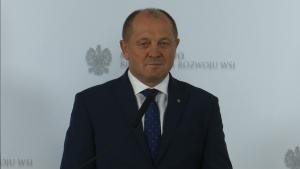 Sawicki: trzeba poprawić meliorację w Polsce fot. ŚWIECZAK