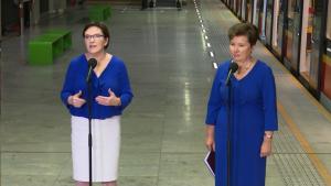 Miliardy dla Warszawy na nowe inwestycje fot. ŚWIECZAK