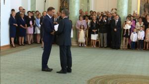 Prezydent powołał Szefa KPRP, Szefa BBN oraz Sekretarzy i Podsekretarzy Stanu fot. ŚWIECZAK