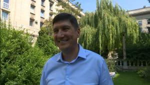 Henryk Majchrzak, Prezes Zarządu PSE Susza praktycznie na terenie całego kraju. Apel do Prezydenta Andrzeja Dudy fot. ŚWIECZAK