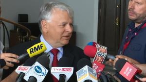 Borusewicz: Decyzja Senatu ws. referendum pod koniec posiedzenia rozpoczynającego się 2 września fot. ŚWIECZAK