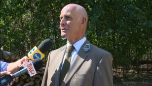 Janusz Zaleski Z-ca Dyrektora Generalnego Lasów Państwowych Premier zapowiada nowelizację ustawy o Lasach Państwowych fot. ŚWIECZAK
