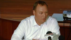 Tomasz Dąbrowski Dyrektor w Departamencie Energetyki w Ministerstwie Gospodarki Piechociński, Minister Gospodarki o zapewnieniu bezpiecznych dostaw energii fot. ŚWIECZAK