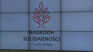Dziennikarka Żanna Niemcowa laureatką Nagrody Solidarności im. Lecha Wałęsy fot. ŚWIECZAK