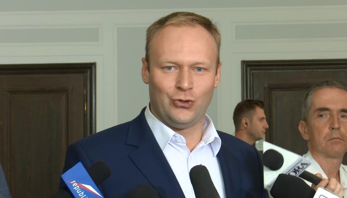 Mastalerek: prezydent uszanował wolę 6 mln Polaków fot. ŚWIECZAK