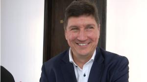Henryk Majchrzak Prezes Zarządu PSE Piechociński: dostawy energii zgodne z planem fot. ŚWIECZAK