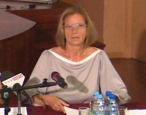 Danuta Ryszkowska-Grabowska Rzecznik Prasowy Piechociński, Minister Gospodarki o zapewnieniu bezpiecznych dostaw energii fot. ŚWIECZAK