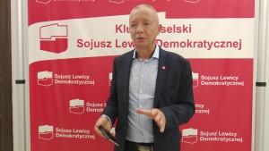 poseł Wincenty ELSNER Sejm przyjął ustawę o pomocy frankowiczom. Korzystniejsza dla klientów fot. ŚWIECZAK