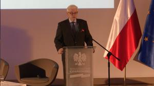Jakub Faryś - prezes Polskiego Związku Przemysłu Motoryzacyjnego Europejska Motoryzacja – cele, wyzwania, możliwości fot. ŚWIECZAK
