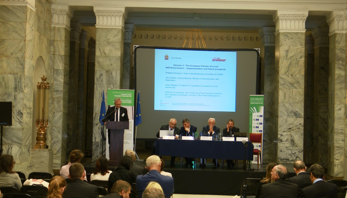 30-lecie Europejskiej Karty Samorządu Lokalnego fot. ŚWIECZAK