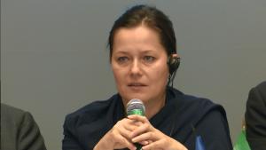 Agata Czyrsznic-Dobrowolska <br />