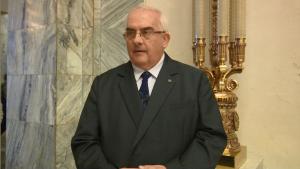 Andrzej Porawski Dyrektor Biura Związku Miast Polskich 30-lecie Europejskiej Karty Samorządu Lokalnego fot. ŚWIECZAK