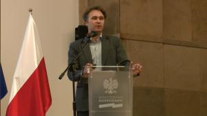 Maciej Witkowski III spotkanie grupy roboczej ds. OZE i efektywności energetycznej wokół Platformy Zrównoważona Energia fot. ŚWIECZAK