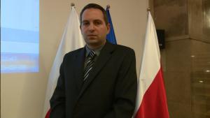 Łukasz Nowiński Freevolt III spotkanie grupy roboczej ds. OZE i efektywności energetycznej wokół Platformy Zrównoważona Energia fot. ŚWIECZAK