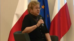 Magdalena Rogulska S-PPZE III spotkanie grupy roboczej ds. OZE i efektywności energetycznej wokół Platformy Zrównoważona Energia fot. ŚWIECZAK