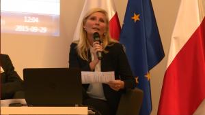 Irena Piechota Deloitte III spotkanie grupy roboczej ds. OZE i efektywności energetycznej wokół Platformy Zrównoważona Energia fot. ŚWIECZAK