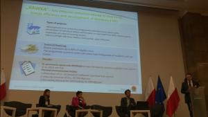 III spotkanie grupy roboczej ds. OZE i efektywności energetycznej wokół Platformy Zrównoważona Energia fot. ŚWIECZAK