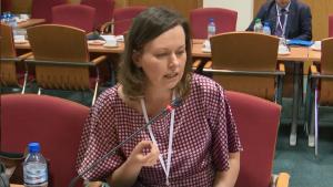 Anna Mazgal Centrum Cyfrowe Projekt: Polska Programy dla zmiany - konferencja konsultacyjna programu współpracy MG z organizacjami pozarządowymi na rok 2016 fot.ŚWIECZAK