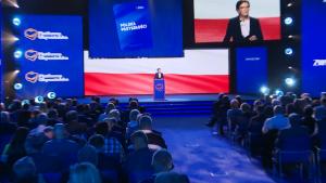 Konwencja PO w Poznaniu. Zlikwidujemy składkę ZUS i NFZ fot. ŚWIECZAK