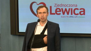 Cezary Olejniczak Co dalej z polskimi biogazowniami? fot. ŚWIECZAK
