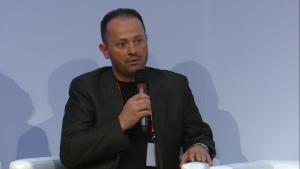 Szymon Chrostowski Międzynarodowy Kongres Zdrowego Starzenia fot. ŚWIECZAK