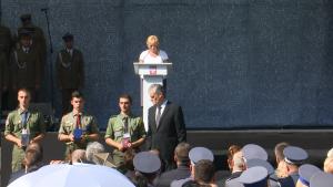 Uroczystość oficjalnego otwarcia Muzeum Katyńskiego fot. ŚWIECZAK