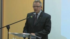 Mirosław Pszonka Starosta Otwocka III Forum Gospodarcze Powiatu Otwockiego fot.ŚWIECZAK