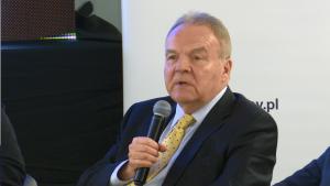 dr Andrzej Malinowski, Prezydent Organizacji Pracodawcy Rzeczpospolitej Polskiej III Kongres Klastrów Polskich fot. ŚWIECZAK