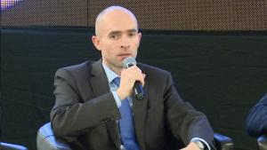 Leszek Grabarczyk, Zastępca Dyrektora Narodowego Centrum Badań i Rozwoju, III Kongres Klastrów Polskich fot. ŚWIECZAK